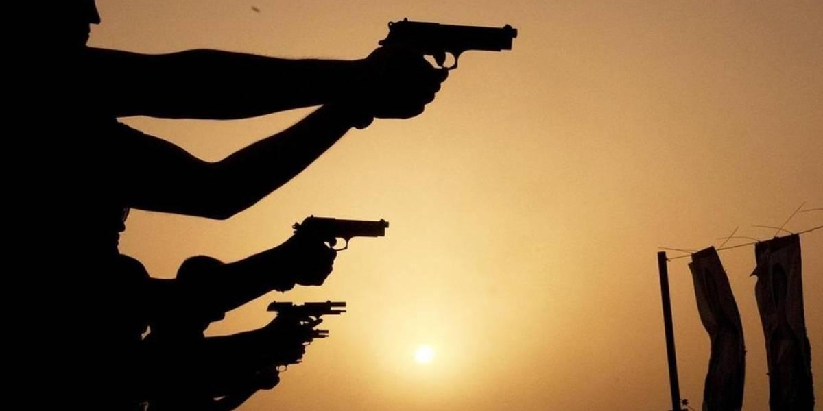 O que aconteceria se todas as armas do mundo desaparecessem?