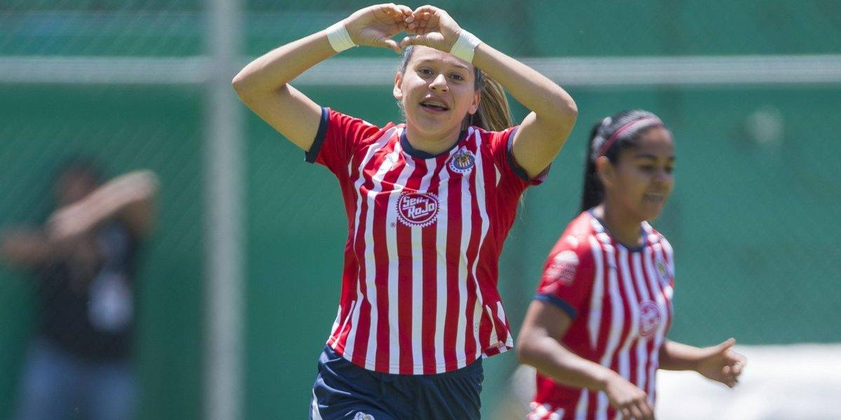 Paso perfecto de Chivas Femenil: 9 puntos en 3 juegos