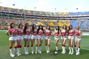 Chicas J2 Apertura 2018