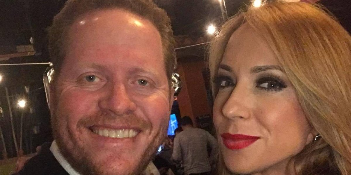 David Bernier se vacila a Alexandra Fuentes