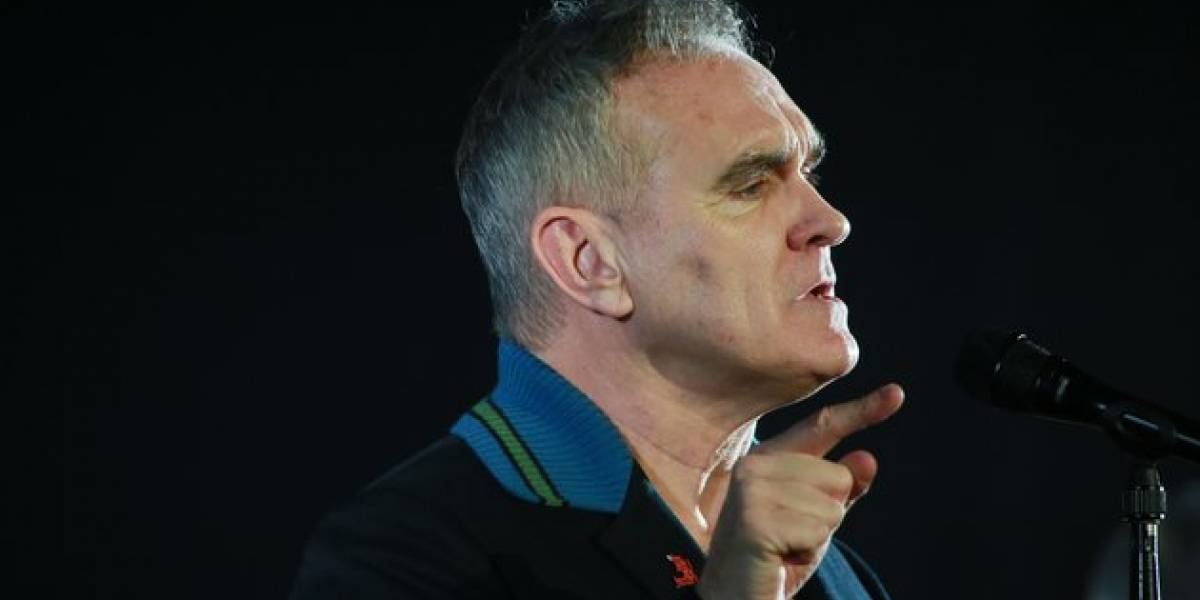 """Morrissey critica el feminismo: """"No ayuda a nuestras sociedades"""""""