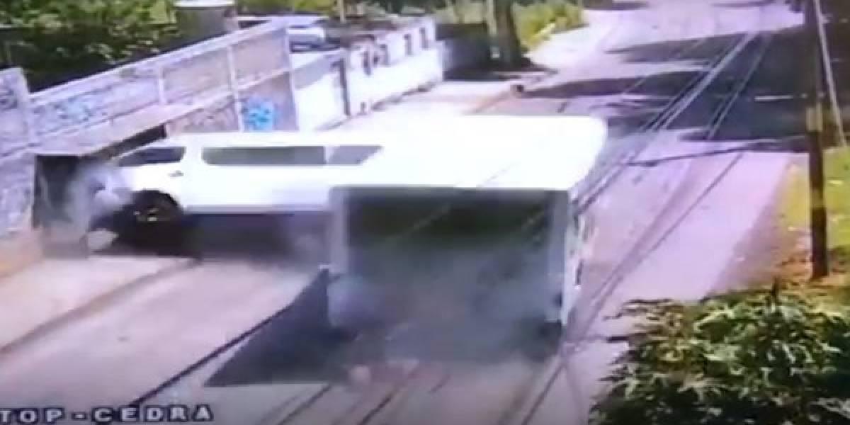 VIDEO: Permanecen 13 hospitalizados tras accidente en la México-Xochimilco