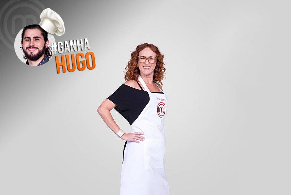 Angélica Lessa também quer ver Hugo campeão Carlos Reinis/Band