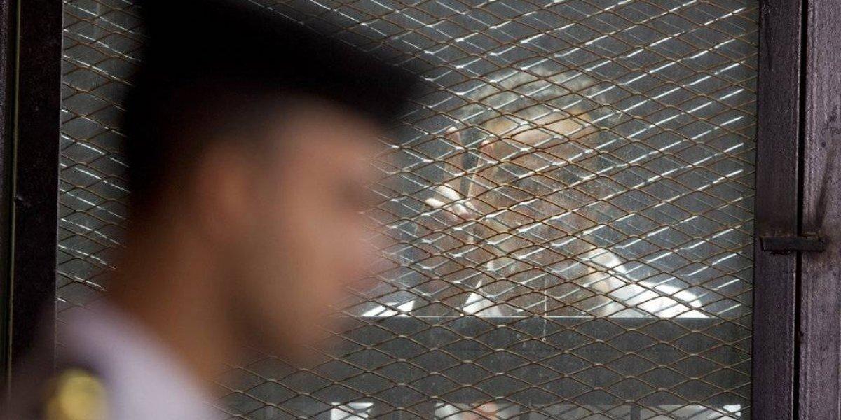 Egipto libera a periodista de Al Jazeera preso desde 2016