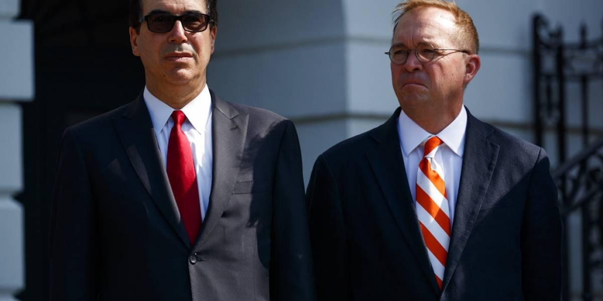 TLCAN es prioridad comercial para el presidente Trump: Mnuchin