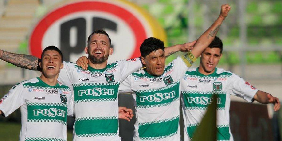 Temuco se olvidó del reclamo de San Lorenzo, gana en la cancha y se aleja en la lucha por el descenso