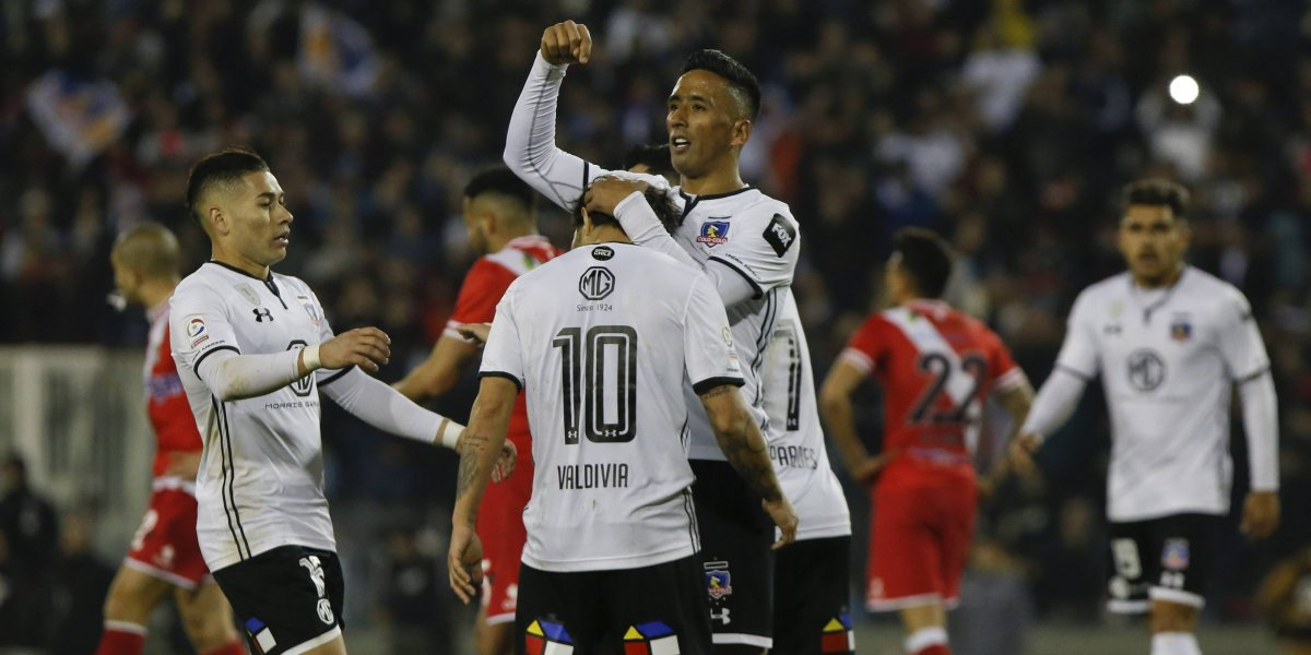 Lleno de magia: Jorge Valdivia tuvo el regreso perfecto en Colo Colo