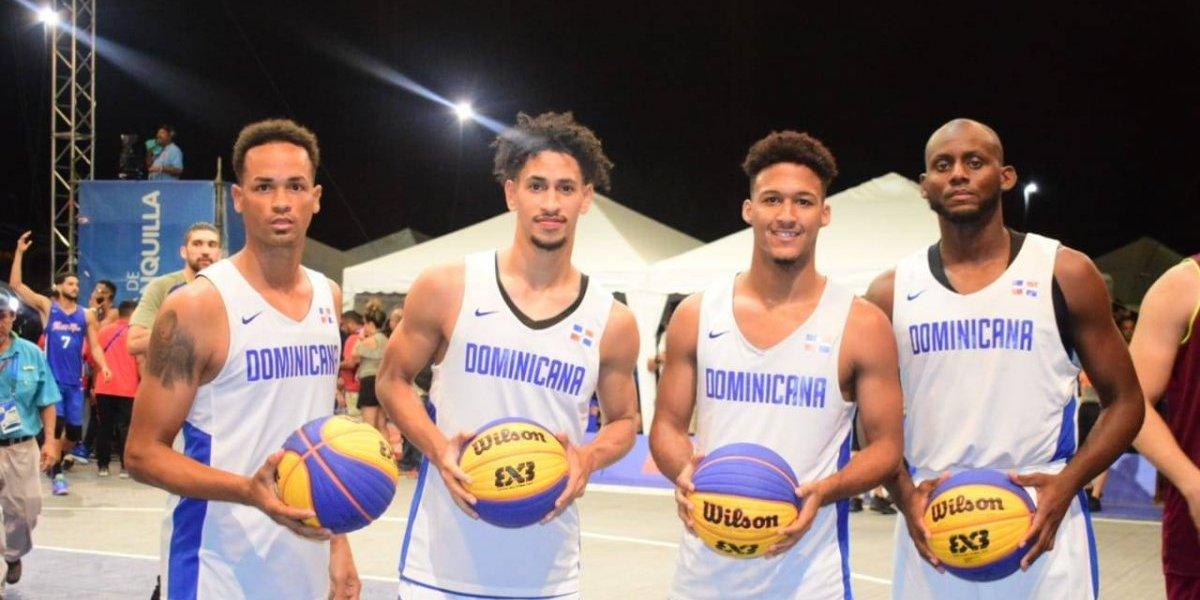 Baloncesto 3x3 mostró su nivel en Barranquilla