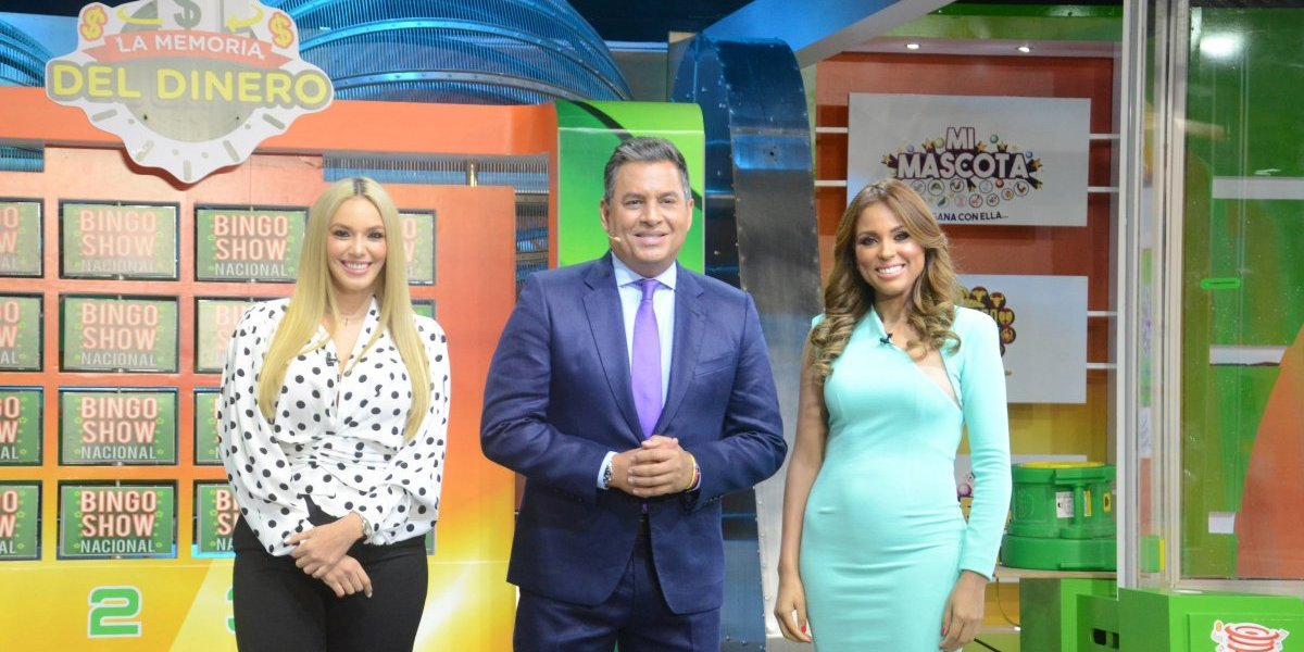 """Ayer fue la primera edición del """"Bingo Show TV"""""""