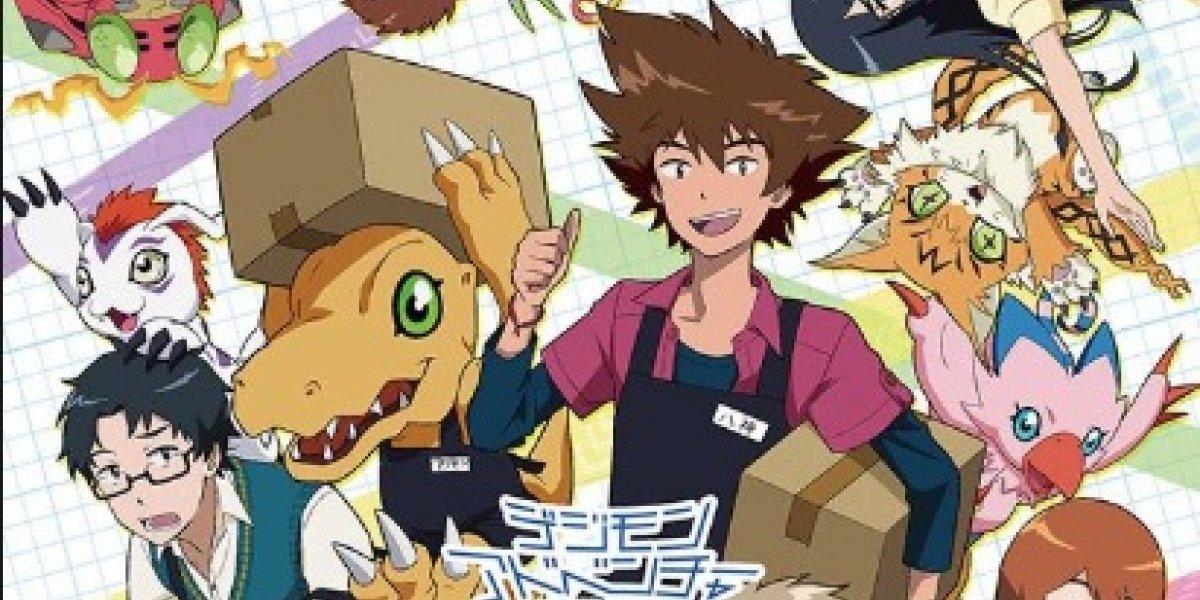 Digimon: Anuncian película por su 20 aniversario | FOTOS