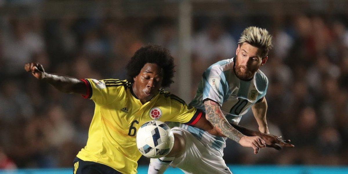 Presidente del fútbol argentino quiere suspender el amistoso contra Colombia