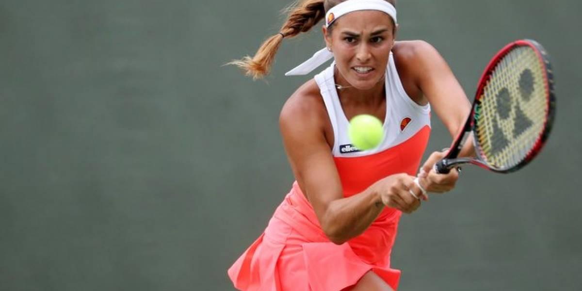 Mónica Puig  jugará por la medalla de oro en tenis