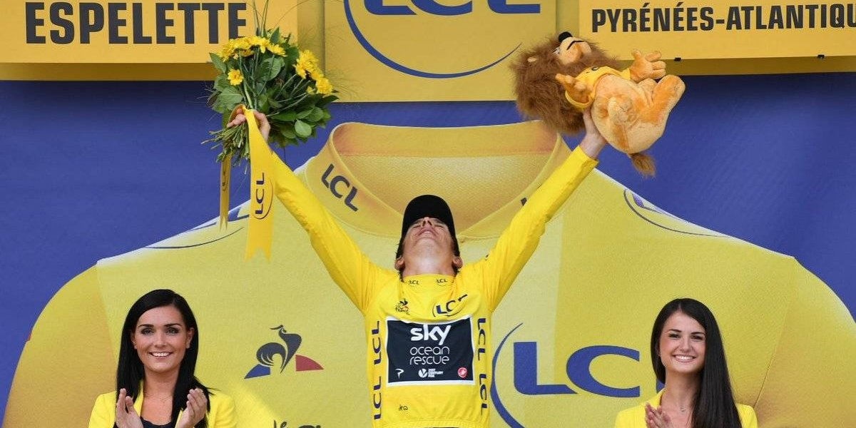 Geraint Thomas gana su primer título de la Tour de Francia