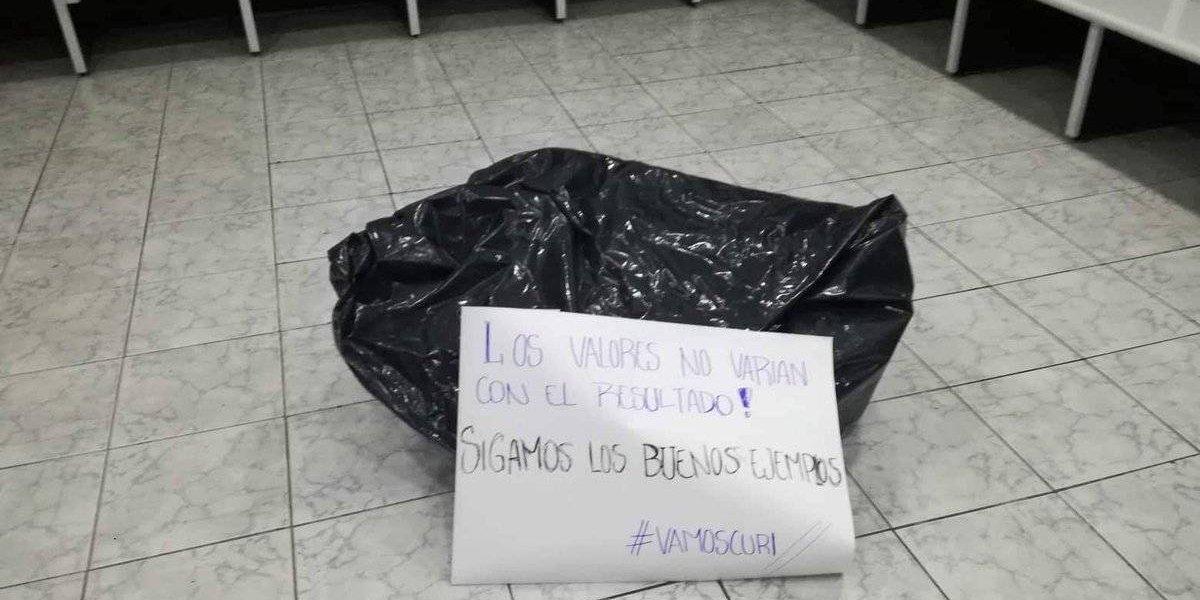 """""""Los valores no varían con el resultado"""": Curicó se sumó a la tendencia y dejó impecable el camarín del Monumental"""