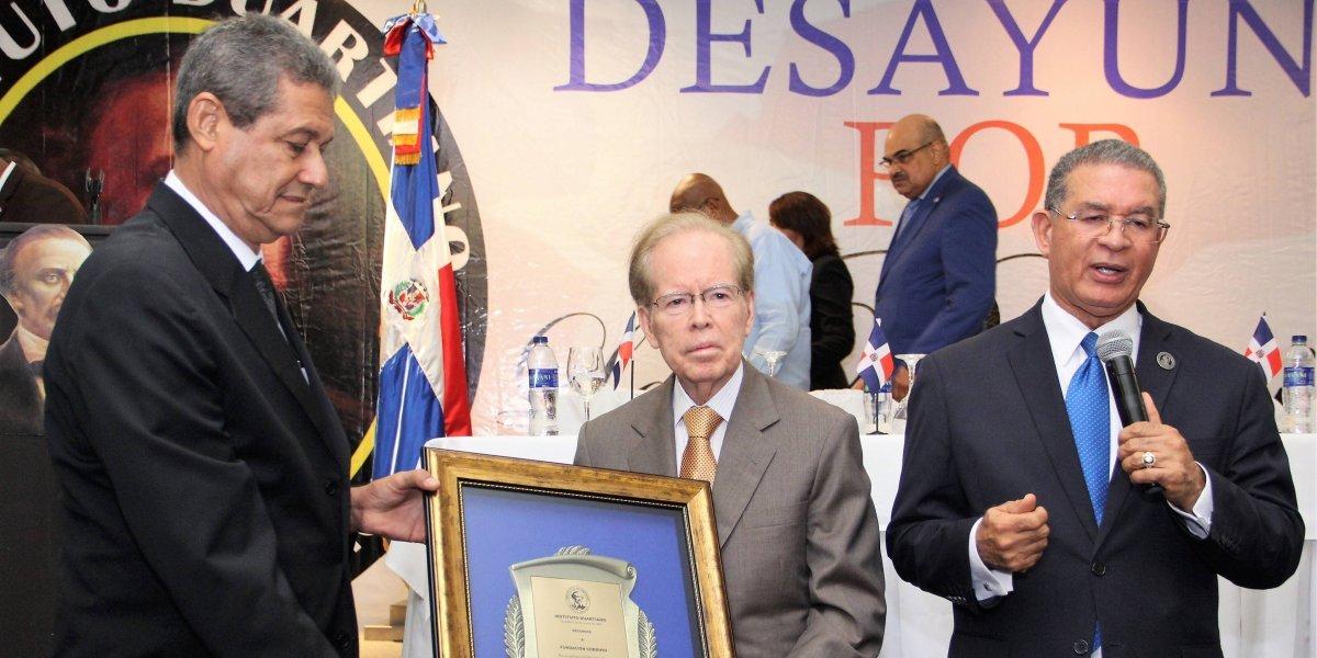 #TeVimosEn: Instituto Duartiano celebra 180 aniversarios de La Trinitaria