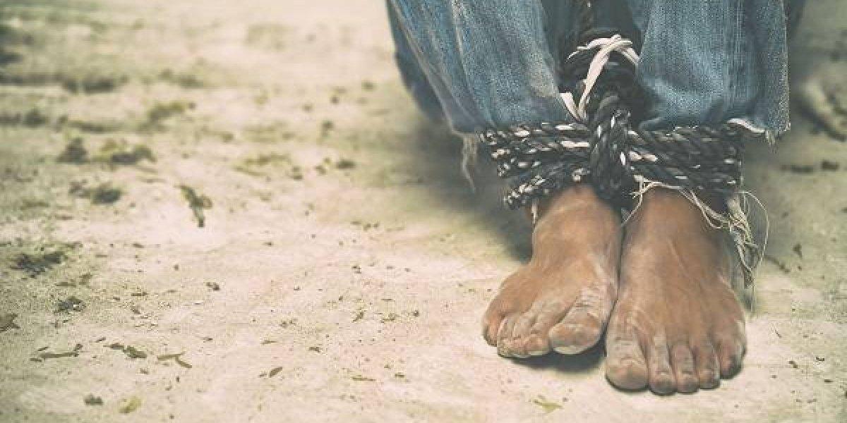 La esclavitud sigue vigente en forma de trata de personas