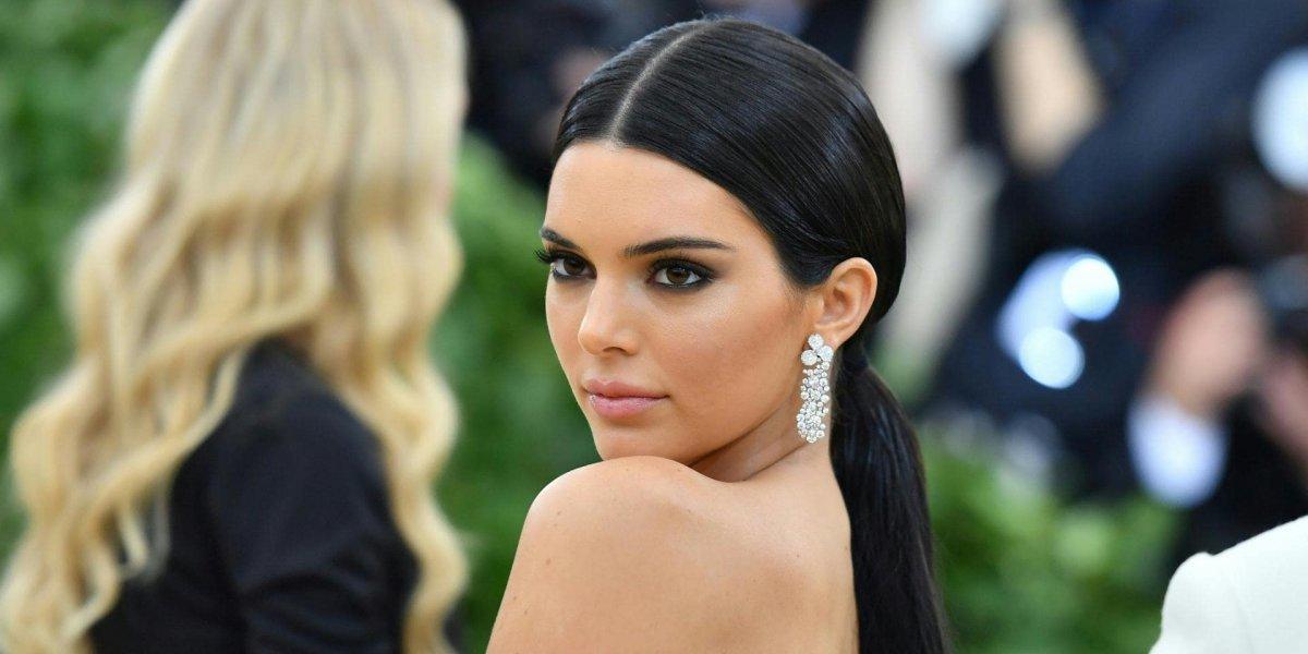 Kendall Jenner a lo Cristina Pedroche: vestido transparente sin ropa interior