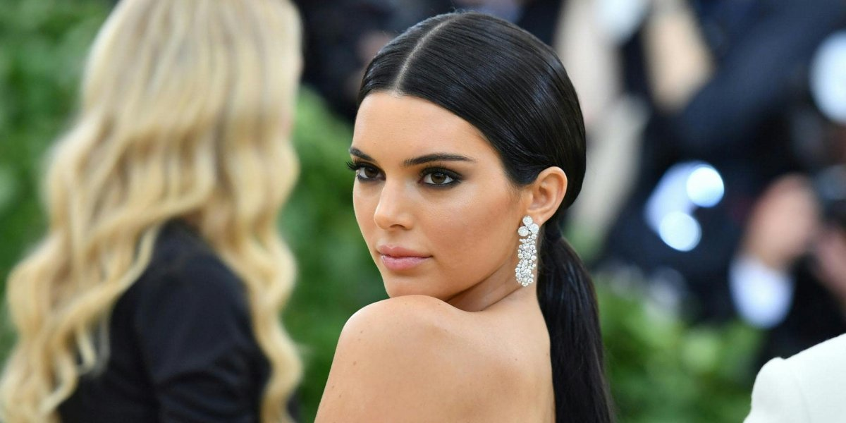 El vestido transparente de Kendall Jenner que impactó en Londres