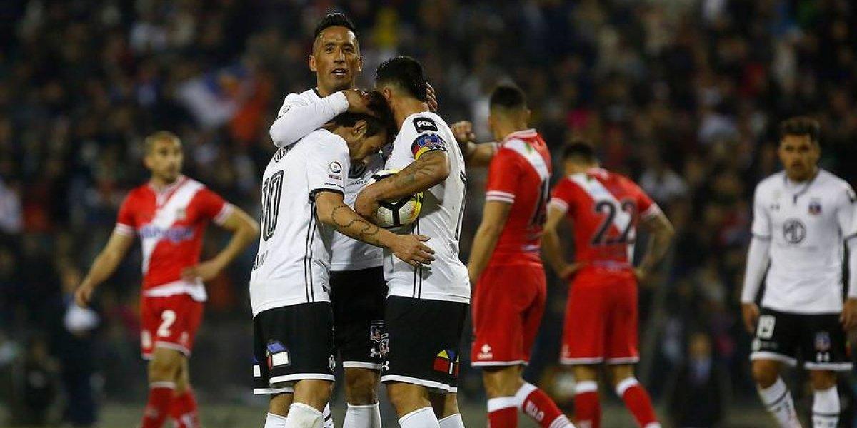 """Mago Valdivia fue figura en Colo Colo y avisa: """"De nuevo nos ponemos en carrera por el título"""""""
