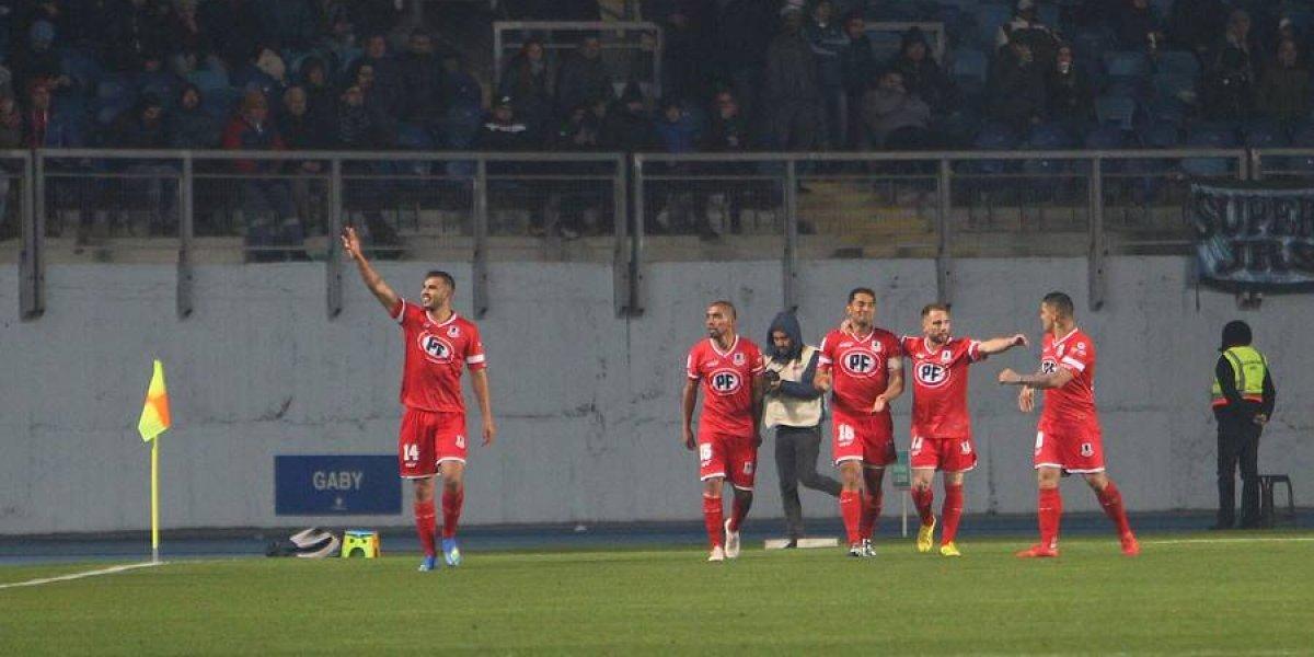 Así vivimos el reñido empate entre Unión La Calera y Palestino en Sausalito