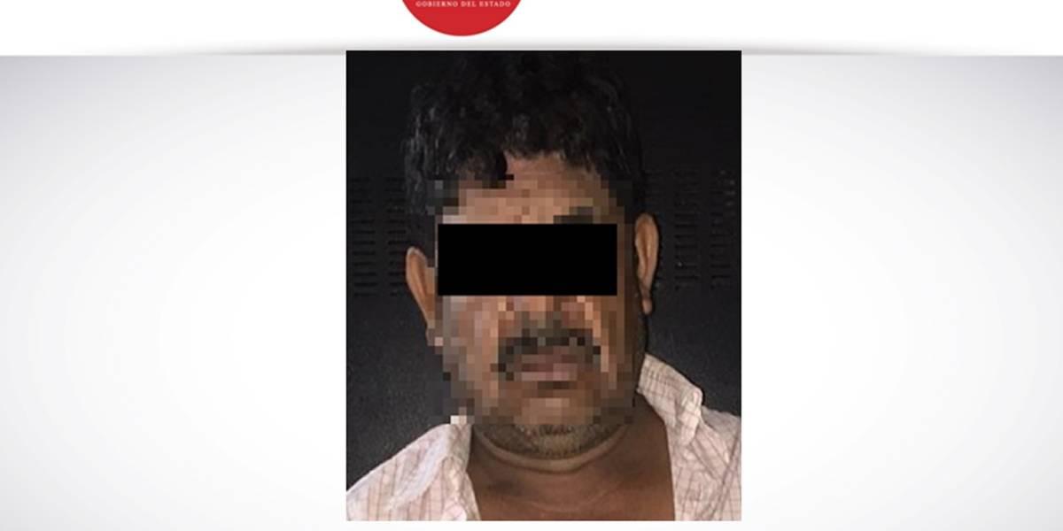 Capturan a sujeto acusado de atacar y matar a una joven