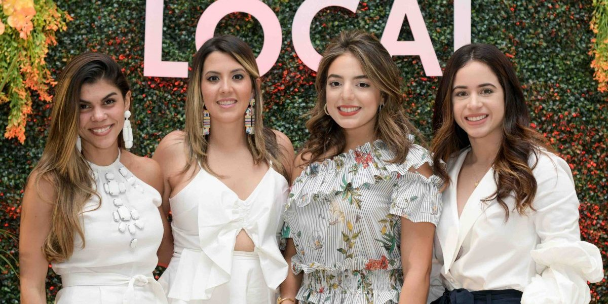 "#TeVimosEn: Realizan ""We are local"" un evento de apoyo a la moda local"