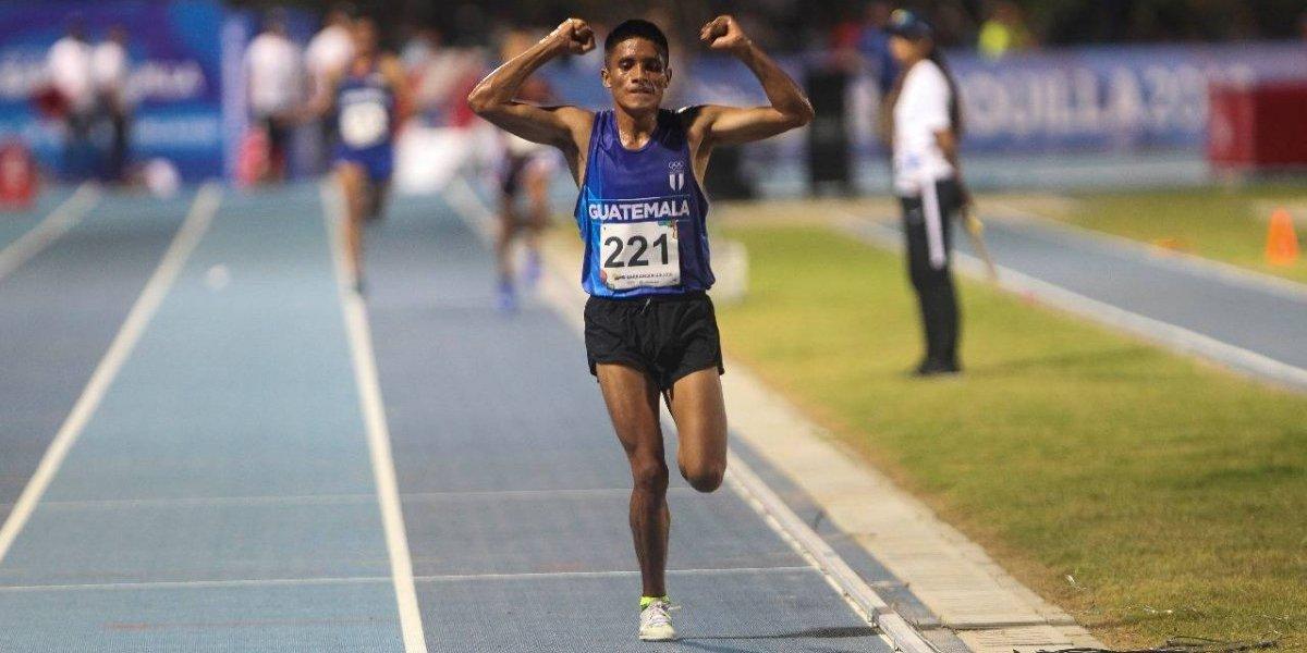 En Barranquilla, Mario Pacay gana una medalla de plata histórica para Guatemala