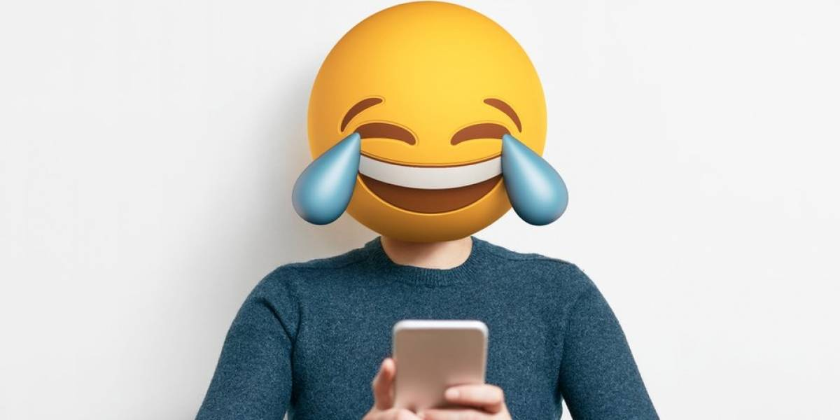 Quais são os emojis mais usados no Twitter e no Facebook - e os menos