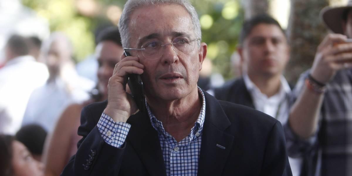 Uribe desmintió mensaje en el que apoya la Consulta Anticorrupción