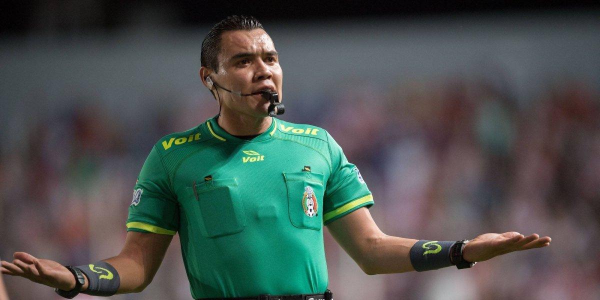 Árbitro mexicano pitará la final en Barranquilla 2018