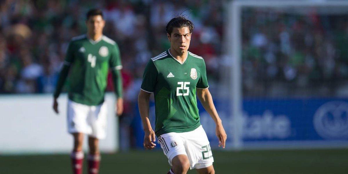 PSV confirma su interés por Erick Gutiérrez