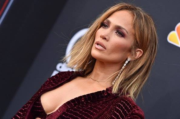 Jennifer Lopez Getty Images