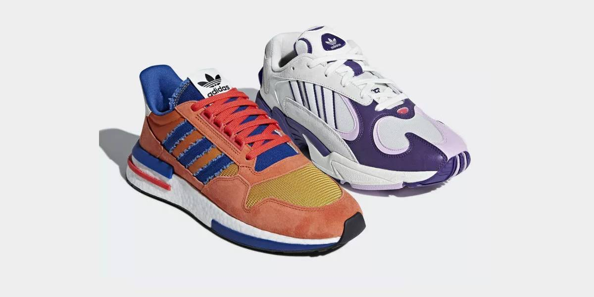 dragon ball adidas zapatillas