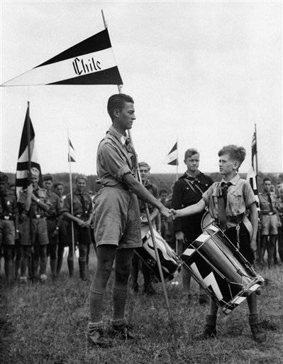 Juventudes Hitlerianas