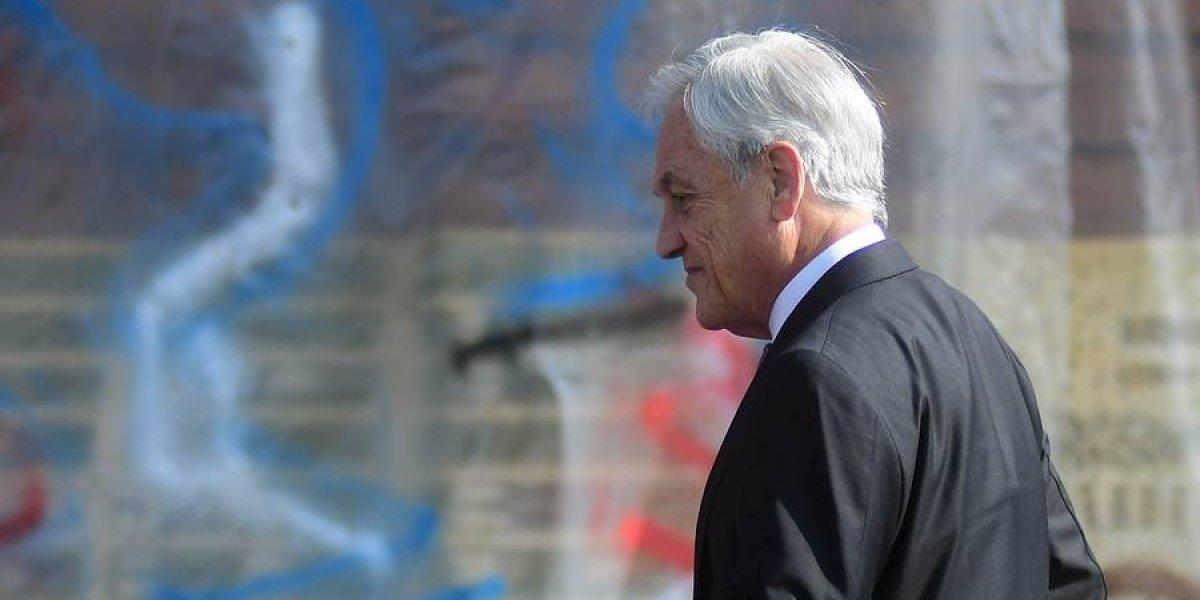 """""""No vamos a hacer un cambio de gabinete por una palabra más o menos"""": Piñera respalda a ministros Varela y Valente tras polémicos dichos"""