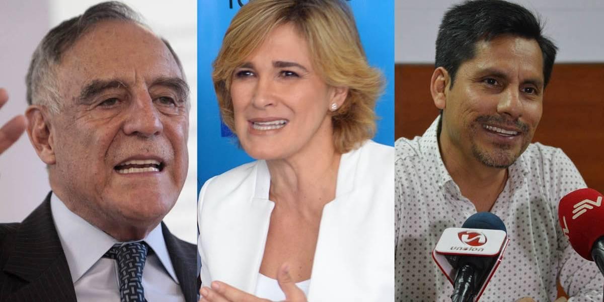 Quito, Guayaquil y Cuenca: Algunos nombres que ya suenan para las elecciones seccionales