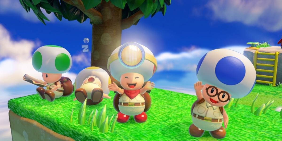 Captain Toad Treasure Tracker: Con el sello de calidad de Nintendo [FW Labs]