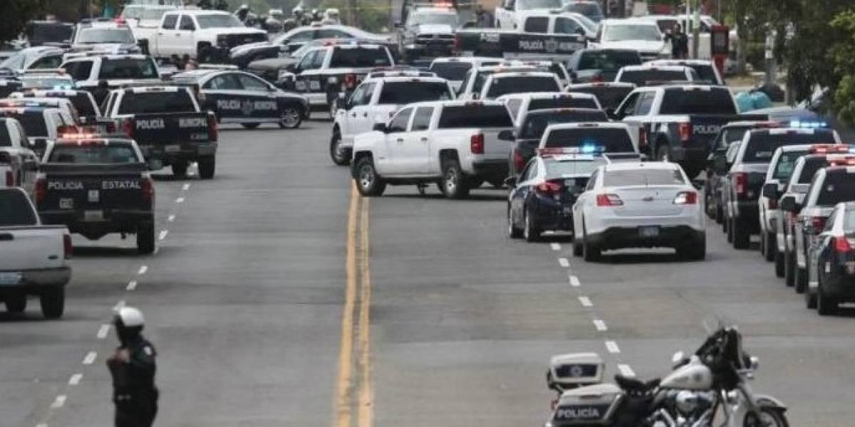 Balacera en zona residencial de Tijuana deja dos muertos