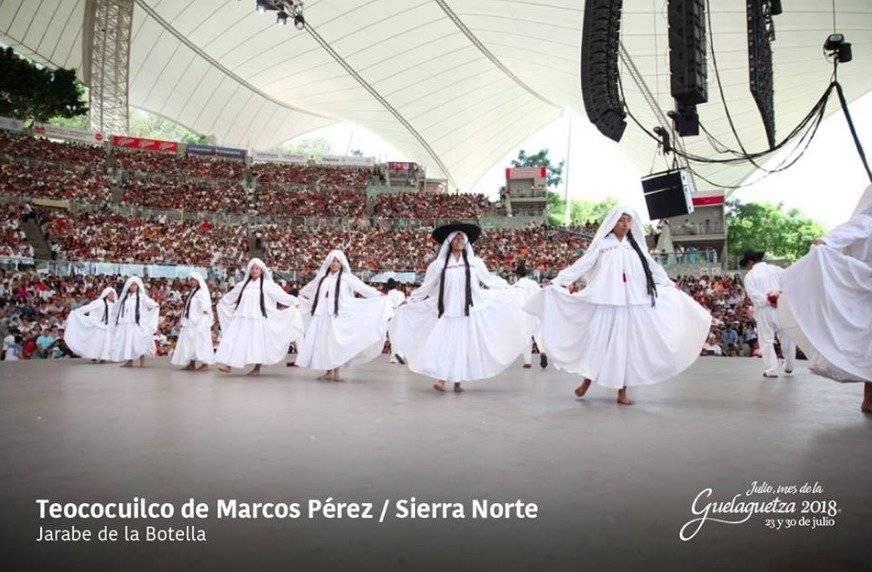Foto: Guelaguetza 2018