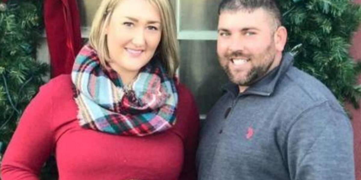 Muere papá primerizo después de visitar a su bebé en EU