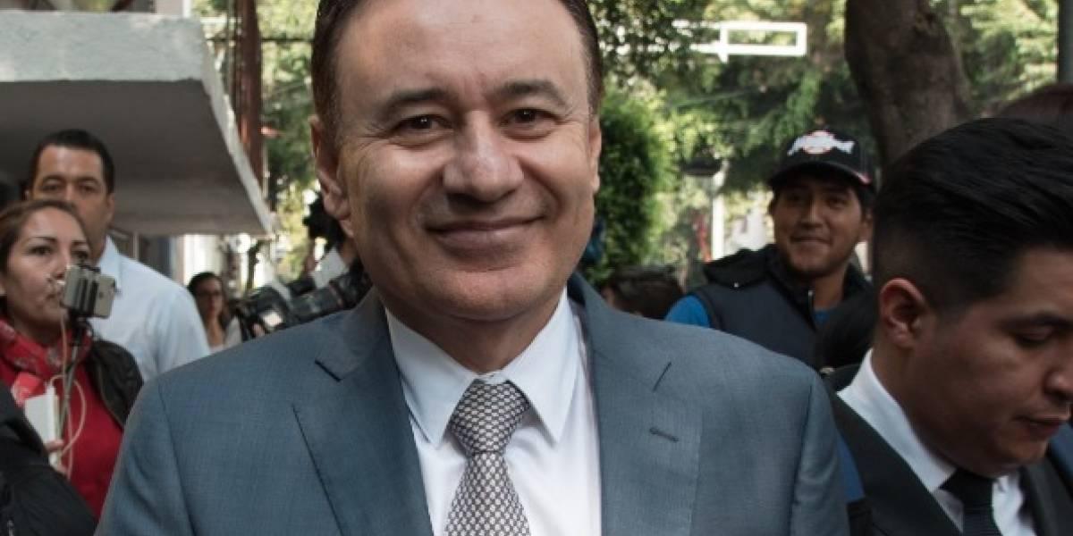 En diciembre se presentará Ley de Amnistía: Alfonso Durazo