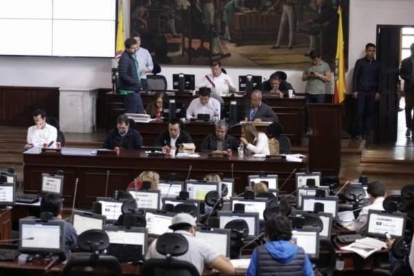 Concejo de Bogotá 2018