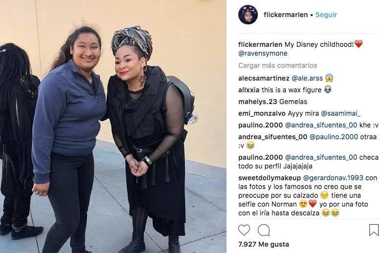 Marlen Orozco, la instagramer que se volvió meme por sus selfies con famosos Instagram