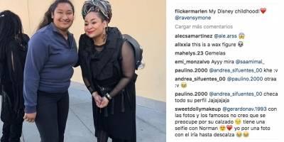 Marlen Orozco, la instagramer que se volvió meme por sus selfies con famosos