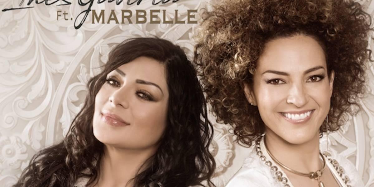 Inés Gaviria y Marbelle se unen para cantar 'Tu fotografía'