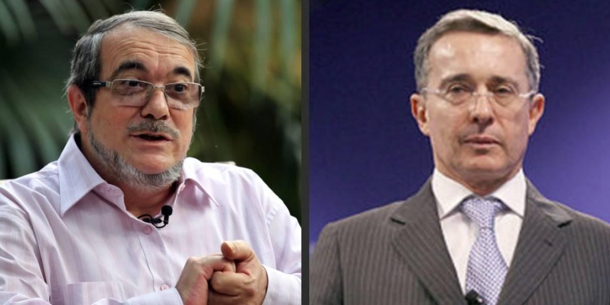 'Timochenko' pide que protejan la presunción de inocencia de Álvaro Uribe