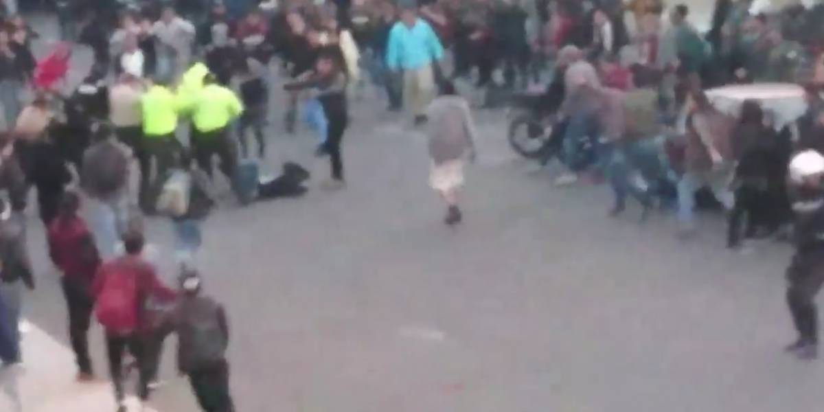 Video: Se registraron desmanes en el Verano de las Artes Quito