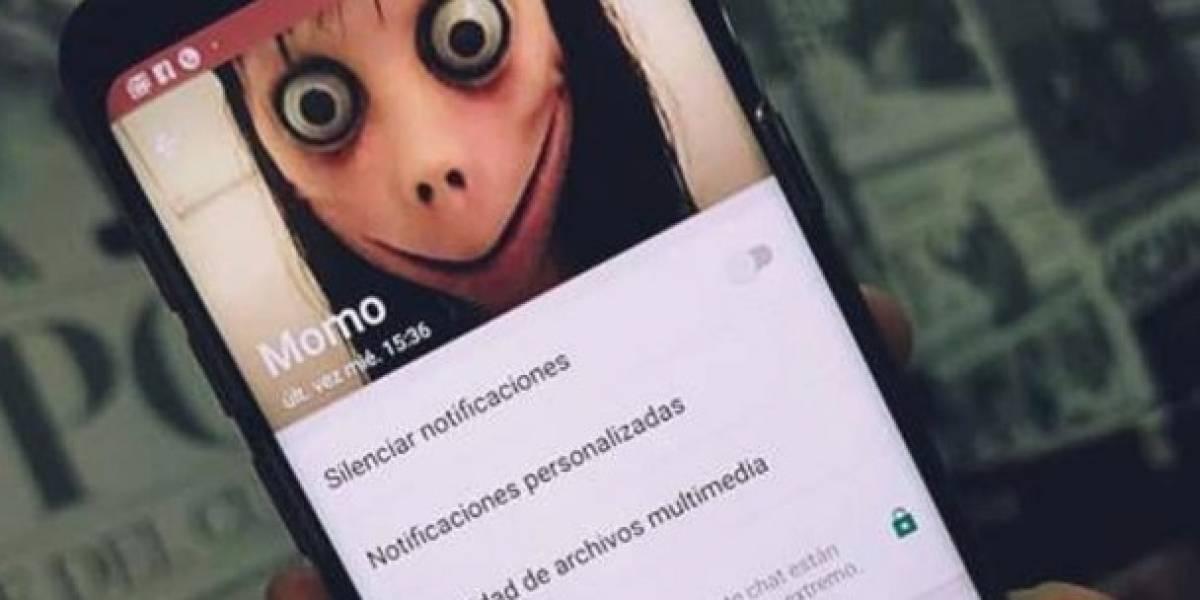 WhatsApp: Así podrás bloquear al Momo y a otros usuarios molestos en tu teléfono