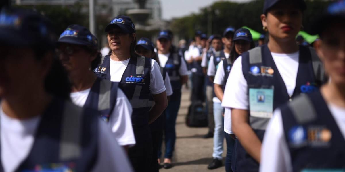INE confirma que los empleados del Mingob no han sido censados