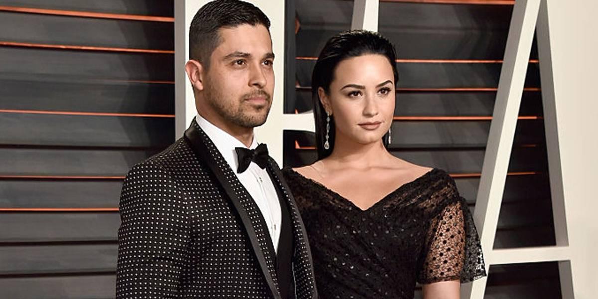 Wilmer Valderrama está visitando Demi Lovato 'quase todos os dias', diz site